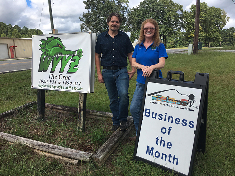 September 2018 - WYYZ 1490AM & 102.7FM - The Croc